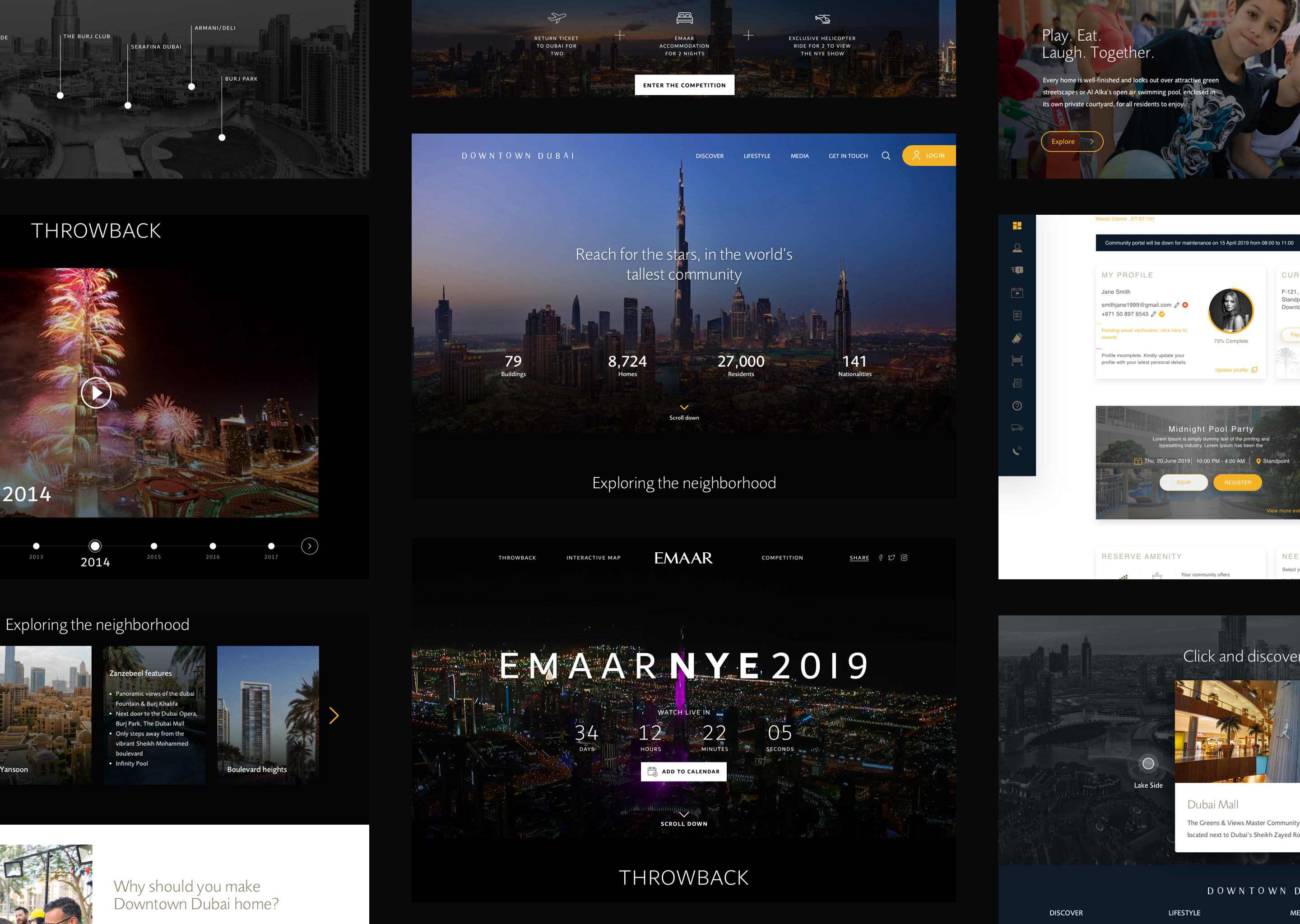 Emaar properties desktop